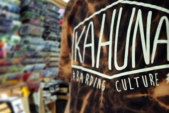 KAHUNA shop - We are skaters
